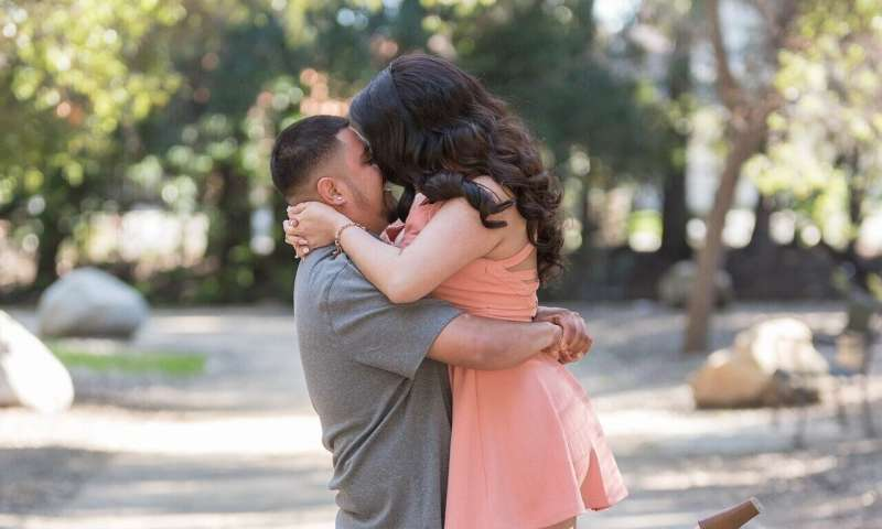 Benefits of Kissing: What Happens to Your Body When Youre